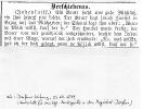 Antisemitismus in der Dorfener Zeitung (zugleich Amtsblatt) vom 26.10.1899  _2